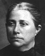 Amy L. Snyder Mason b. 1848 face