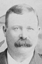 George Snyder b. 1846 face