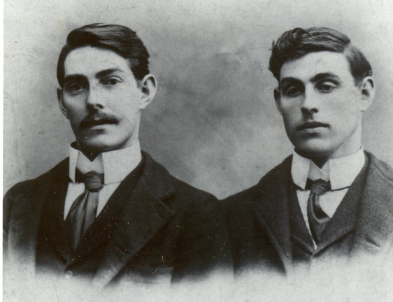 sons of Peter and Ellen Snyder